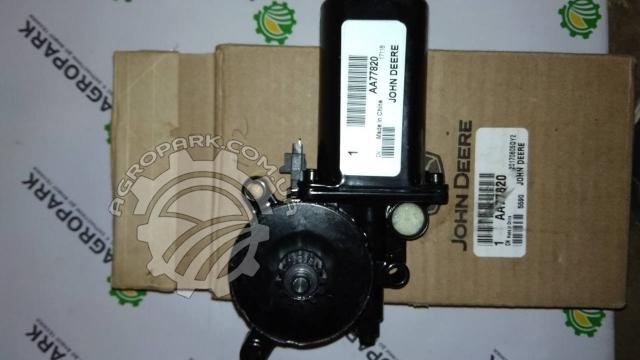Електромотор обертів вентилятора