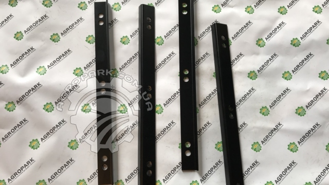 Пластина ножа вальця прижимна права/ліва