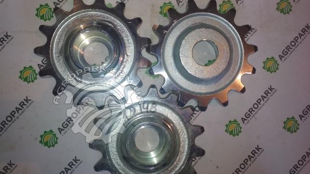 Зірочка натяжна Z15 металева