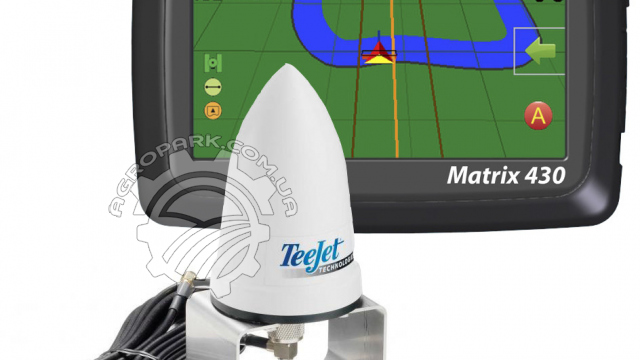 Навігатор Matrix 430, RXA-30 антена, кабель до акумулятора GD430-GLO-R30-B